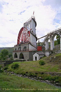 Great Laxey Mine, Laxey, Isle of Man - August 1997