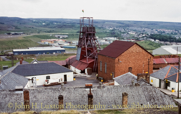 Big Pit National Coal Museum, Blaenavon, Wales - June 03, 1989