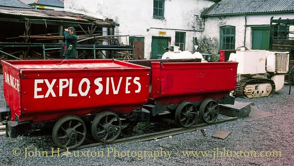 Big Pit National Coal Museum, Blaenavon, Wales - June 03, 1989
