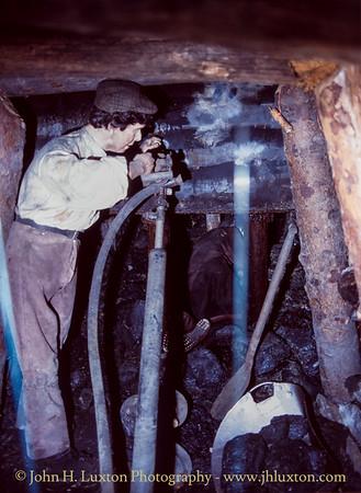 Cefn Coed Colliery - Neath - November 03, 1990
