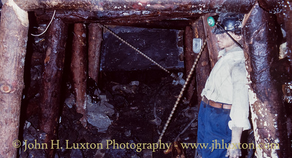 Cefn Coed Colliery - Neath - November 03, 1990