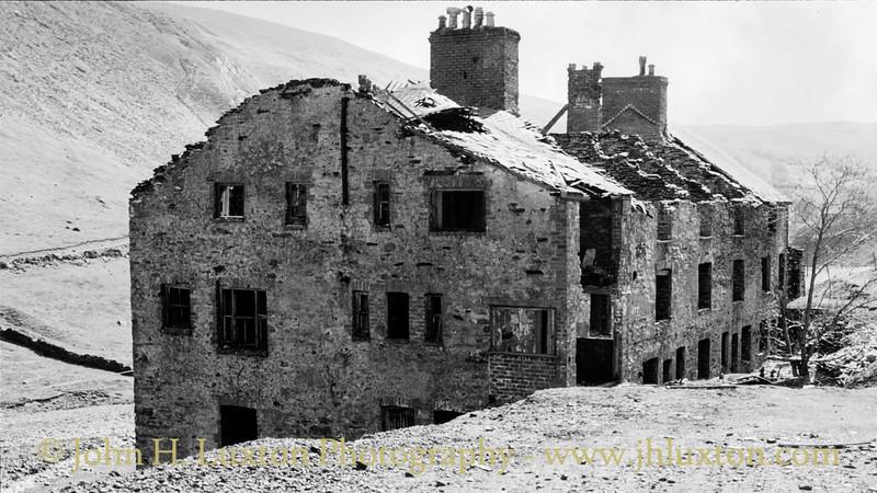 Cwmystwyth Mine - Ceredigion - May 05, 1984