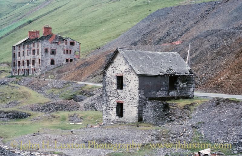 Cwmystwyth Mine - Ceredigion - July 08, 1986