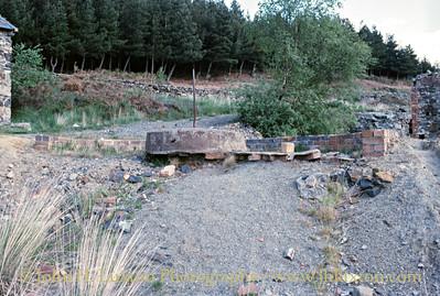 Cyffty Lead Mine, Gwydyr Forest - July 01, 1986