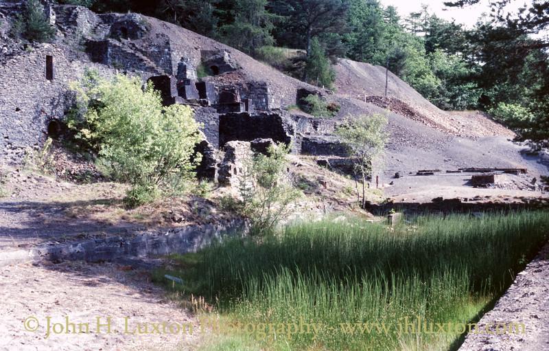 Hafna Lead Mine, Gwydyr Forest - July 01, 1986