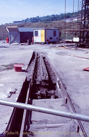 Lewis Merthyr Colliery - Rhondda Heritage Park - Trehafod - June 01, 1991