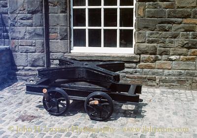 Lewis Merthyr Colliery - Rhondda Heritage Park - Trehafod - August 07, 1990