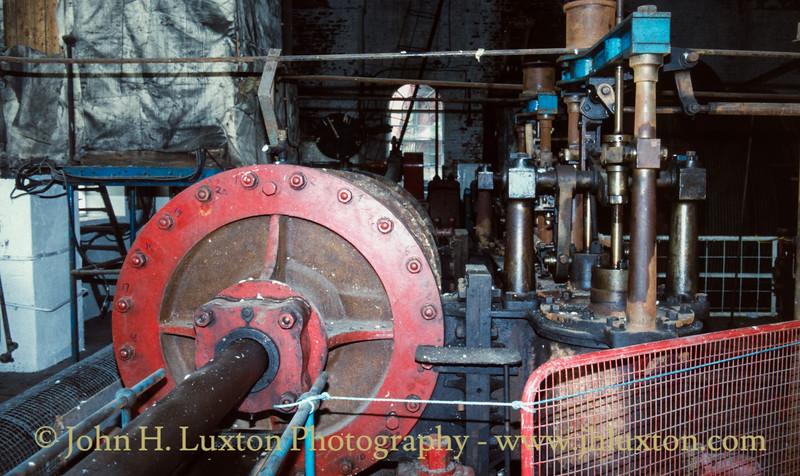 Lewis Merthyr Colliery - Rhondda Heritage Park - Trehafod - June 02, 1990