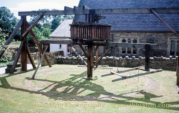 Minera Lead Mines - Wrexham - January 09, 1993