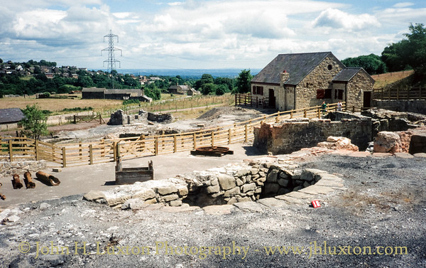 Minera Lead Mines - Wrexham - June, 1993