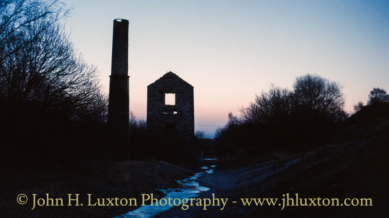 Minera Lead Mines - Wrexham - January 09, 1986