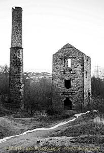 Minera Lead Mines - Wrexham - January 09, 1986