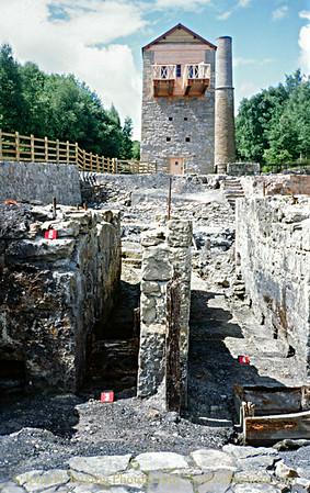 Minera Lead Mines - Wrexham - June, 1993