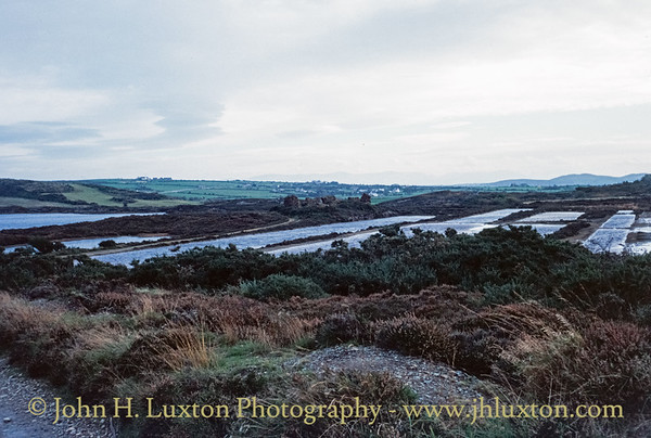 Parys Mountain Copper Mine - Anglesey - November 11, 1985