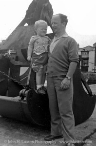 Penzance Harbour Circa 1963