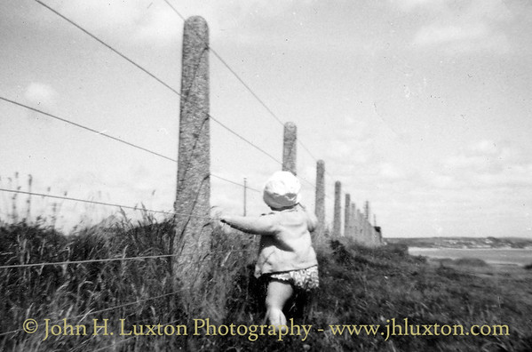 Watching the Western Trains Go By - Ponsandane, Penzance 1960
