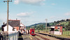 Bala Lake Railway - September 17, 1978