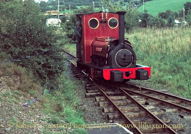 Bala Lake Railway - September 17, 1978
