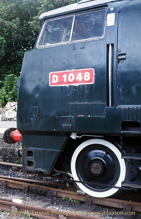 Bodmin and Wenford Railway - The Early Days