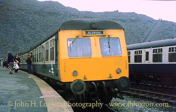 British Railways London Midland Diesel Traction 1978