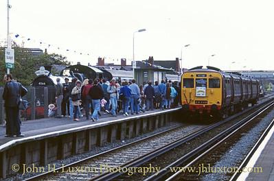 British Railways London Midland Electric Traction 1988