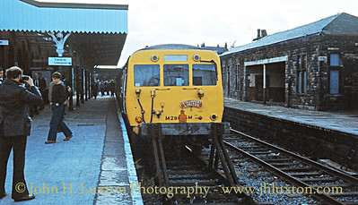 British Railways London Midland Electric Traction 1980
