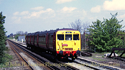British Railways London Midland Electric Traction 1988