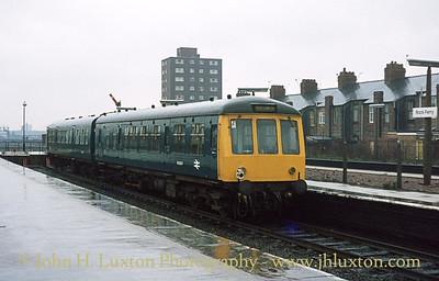 British Railways London Midland Diesel Traction 1978