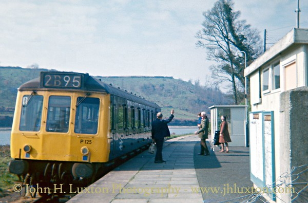 British Railways Western Region Diesel Traction 1976