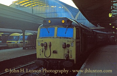 British Railways Western Region Diesel Traction 1979