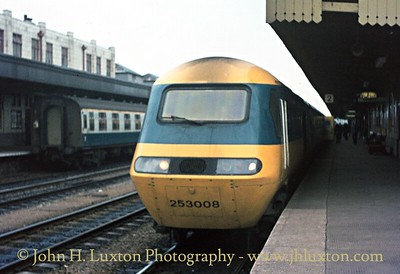 British Railways Western Region Diesel Traction 1978