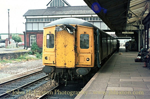 British Railways Western Region Diesel Traction 1977