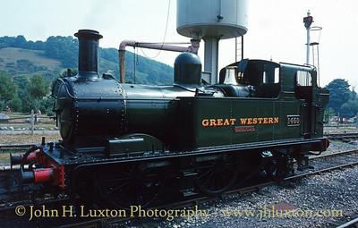 Dart Valley Railway / South Devon Railway - May 30, 1983