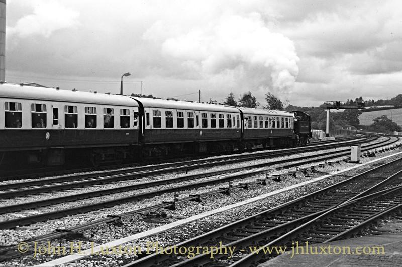 Dart Valley Railway / South Devon Railway - August  20, 1985