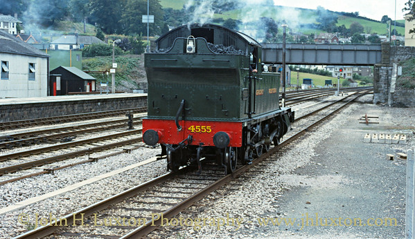 Dart Valley Railway / South Devon Railway - August  20, 1985