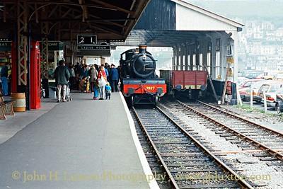 Dart Valley Railway - Torbay and Dartmouth Railway - August 23, 1991