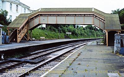 Dart Valley Railway - Torbay and Dartmouth Railway - May 30, 1983