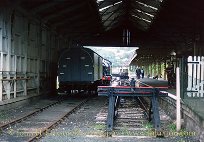 Dart Valley Railway - Torbay and Dartmouth Railway - August 17, 1982