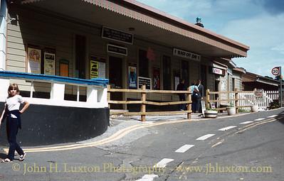 Dart Valley Railway - Torbay and Dartmouth Railway - August 17, 1982