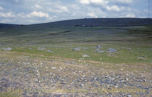 King's Tor, Dartmoor, Devon - May 31, 1989