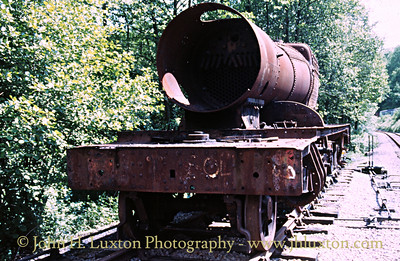 Great Western Railway - Class 28xx at Norchard - Dean Forest Railway - June 04, 1988