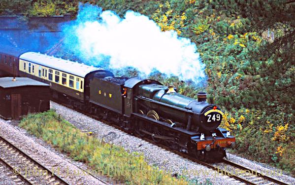 Burton Agnes Hall - 6998 - Red Dragon Railtour - October 21, 1989