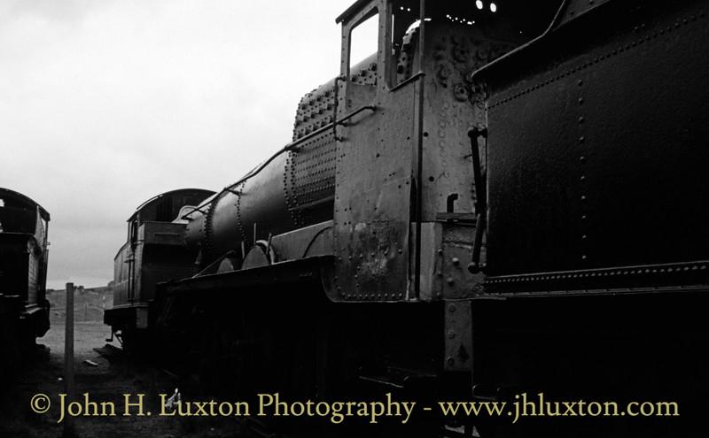 Great Western Railway - Bickmarsh Hall 5967 - 1989