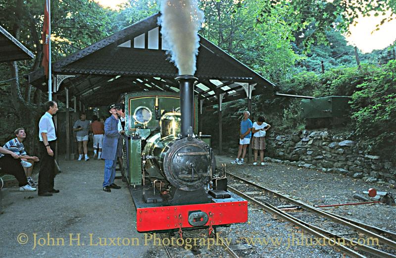 Groudle Glen Railway - August 02, 1995