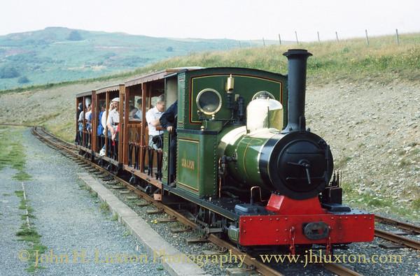Groudle Glen Railway - August 08, 1998