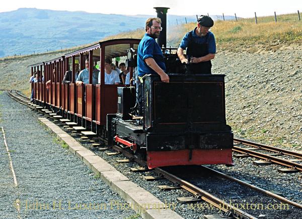 Groudle Glen Railway - August 19, 1995