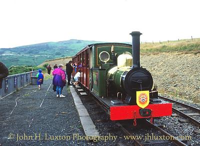 Groudle Glen Railway - July 27, 1996