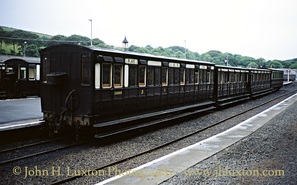 Isle of Man Railway - July 25, 1994