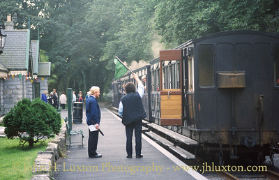 Isle of Man Railway - August 08, 1998