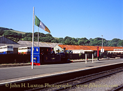 Isle of Man Railway - August 03, 1995